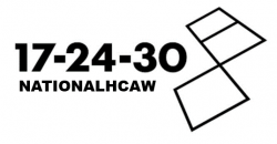 17-24-30 NationalHCAW Logo Black