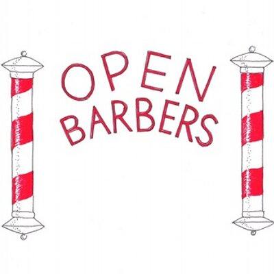 open barbers