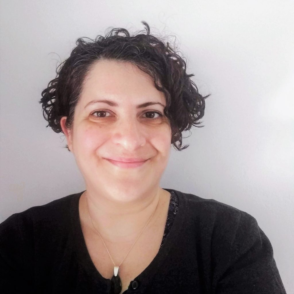 Maria Antoniou - Funding Development Officer